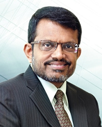 Mr Ravi Menon